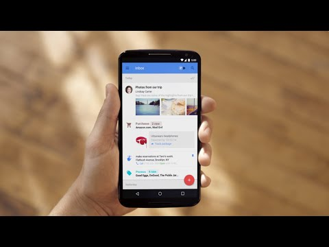 Google Inbox para Android, ya disponible la aplicación de la nueva bandeja de entrada de Gmail