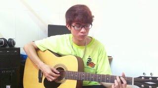 dấu mưa trung qun idol guitar cover