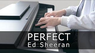 Download Lagu Perfect - Ed Sheeran (Piano Cover by Riyandi Kusuma) mp3