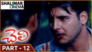 Cheli Movie || Part 12/14 || Madhavan , Reema Sen , Abbas || Shalimarcinema