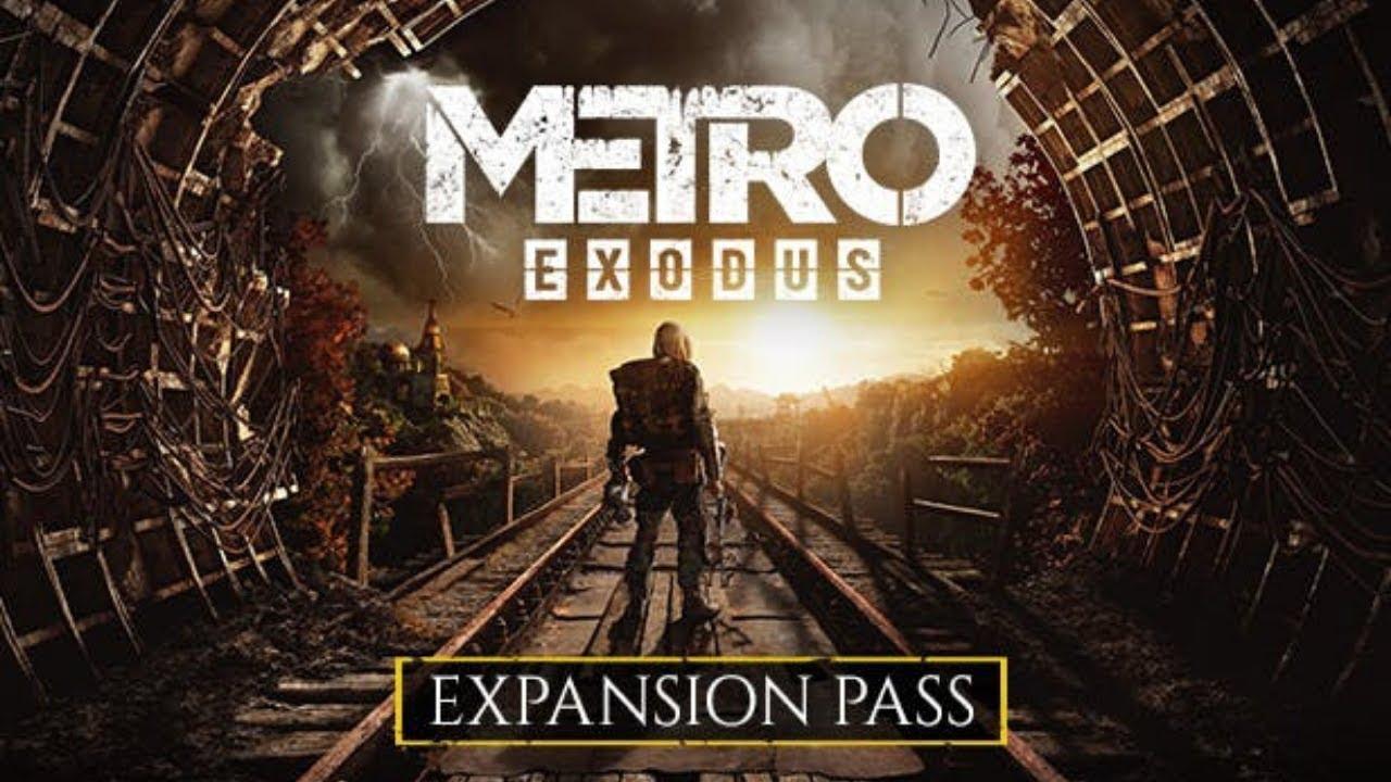 Metro Exodus Expansion pass Trailer