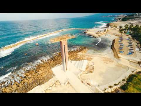 A small glimpse of St.George Hotel Paphos, Cyprus 4K