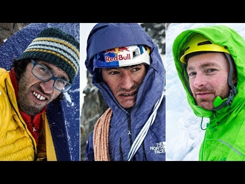 Ron And JP - World-Renowned Climbers Presumed Dead In Banff Avalanche