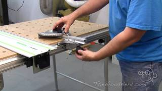 Assembling The Festool Mft/3