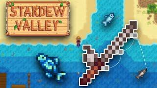 DÍAS DE PESCA Y LLUVIA - Stardew Valley - Directo 3