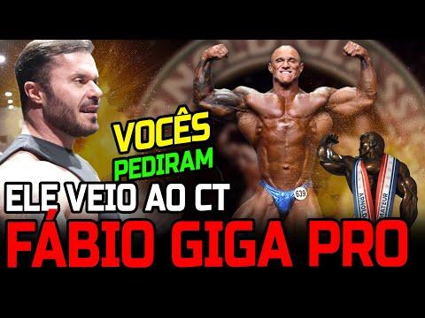 FÁBIO GIGA NO CT - CAMPEÃO OHIO 2020