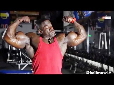 Kali Muscle - How to Build Huge Biceps | Kali Muscle