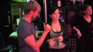 Backstage with Dolores O'Riordan - The Voice of Ireland Series 3
