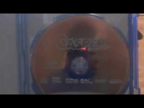 Casper Blu-ray Disc