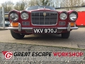 Jaguar XJ6 Series 1 Restoration