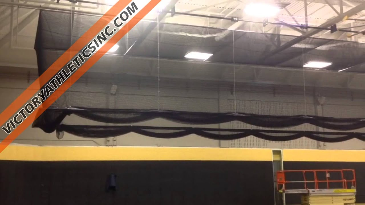 High Speed Retractable Batting Cage