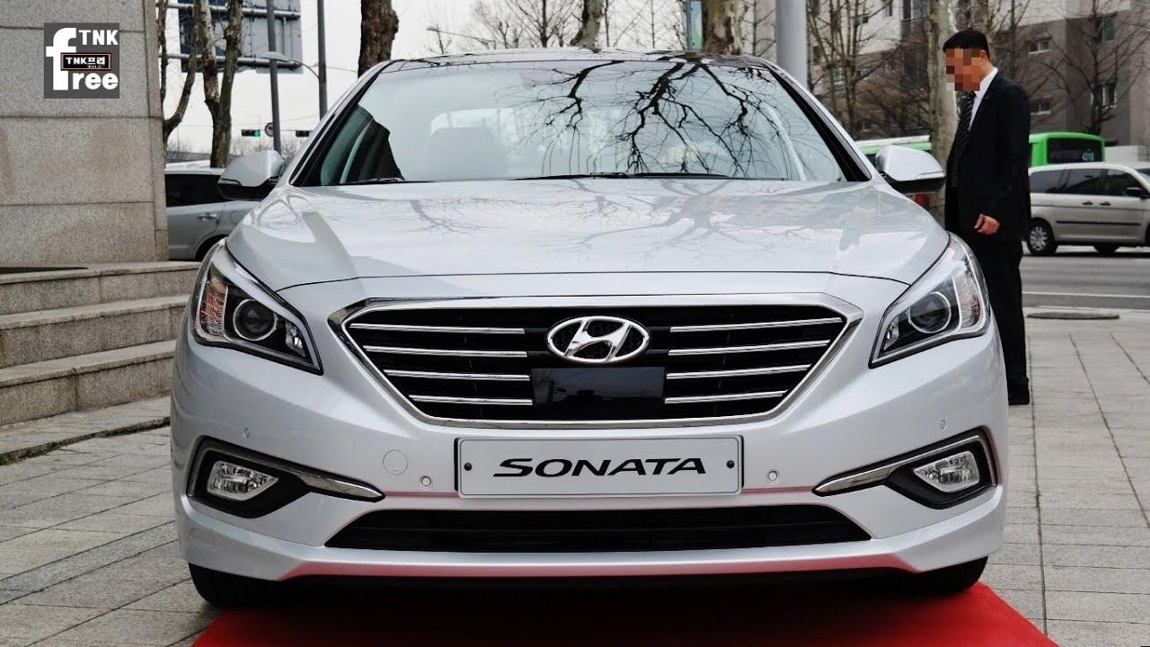 2015 Hyundai Sonata Released Lf Sonata Lf쏘나타 Youtube