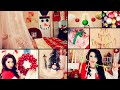 DIY Cute Christmas Room Decor and Organization | Easy Dollar Store DIYS!