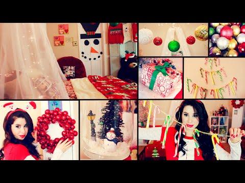 diy-cute-christmas-room-decor-and-organization- -easy-dollar-store-diys!