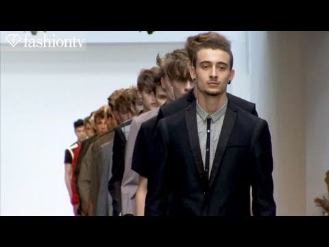 CNC Costume National Full Show - Milan Men's Fashion Week Spring 2012 | FashionTV - FTV.com