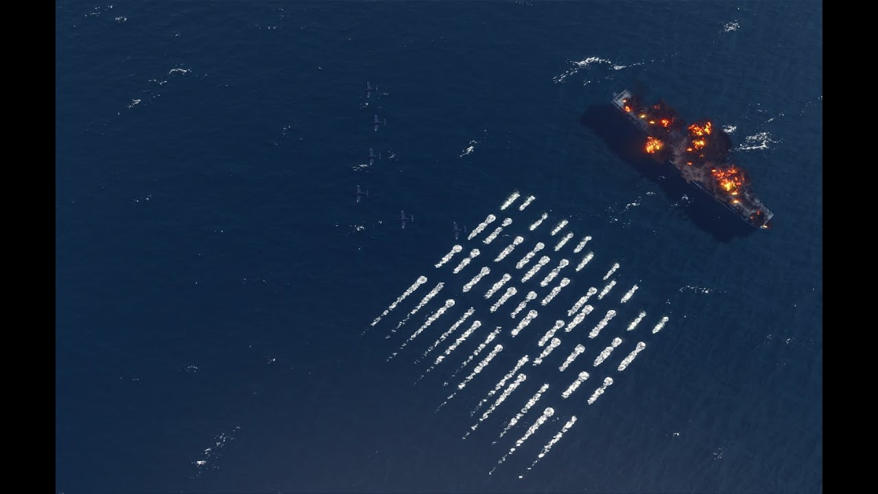 world of warships cv torpedo bomber tutorial