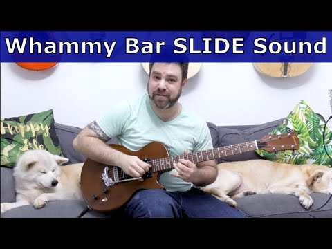 Using the Whammy Bar to Sound Like A SLIDE! (And More Fantastic Sounds) | Guitar Lesson | LickNRiff
