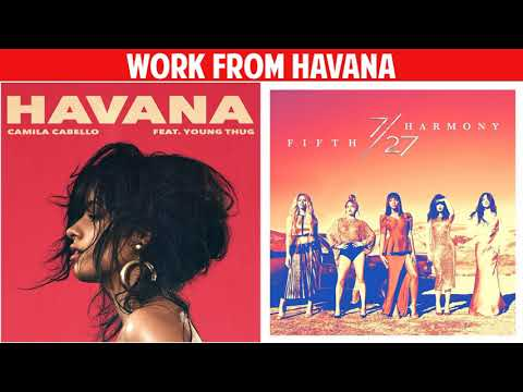 Havana vs. Work From Home (Mashup) - Camila Cabello & Fifth