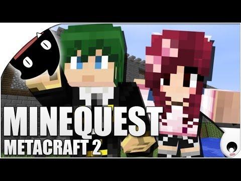 Minequest 14 - Rescate bajo tierra
