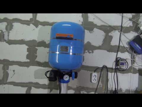 вода в частном доме, Монтаж , тест и рекомендации, Джилекс Краб