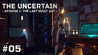 THE UNCERTAIN [05] [Der Informant und der geheime Safe] [Let's Play Gameplay Deutsch German] thumbnail