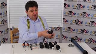 N°11-1 Accessoires pour Motoriser votre Volet Roulant Traditionnel Manuel