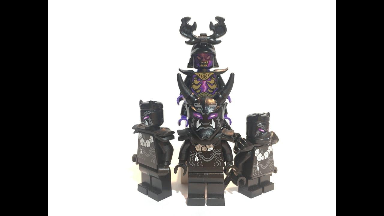Lego Ninjago: Az Onik visszatérnek 13. rész: Az új Samurai X