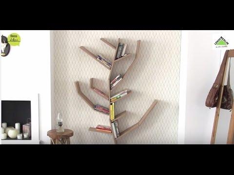 Estantería En Forma De árbol Leroy Merlin Youtube