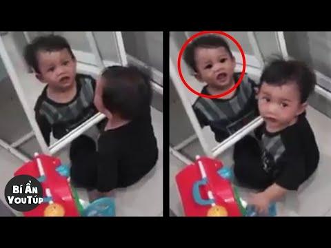 Bạn sẽ không bao giờ dám để trẻ em một mình khi xem xong video này