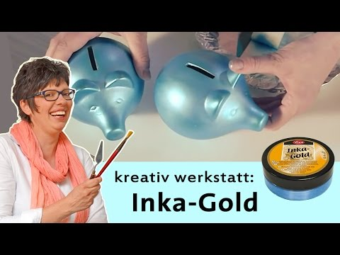How to work with Inka-Gold