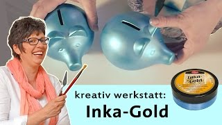 Geschenke Zum Selber Machen - How To Work With Inka-gold