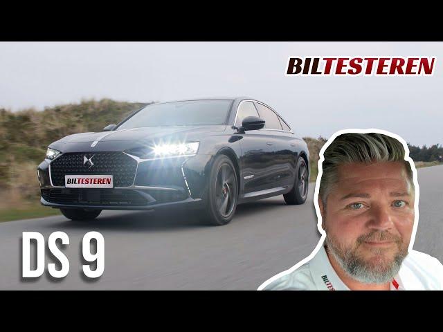 Audi-muleren DS 9! (Præsentation/første indtryk)
