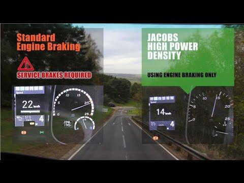 High Power Density Engine Braking - The Evolution of the Engine Brake