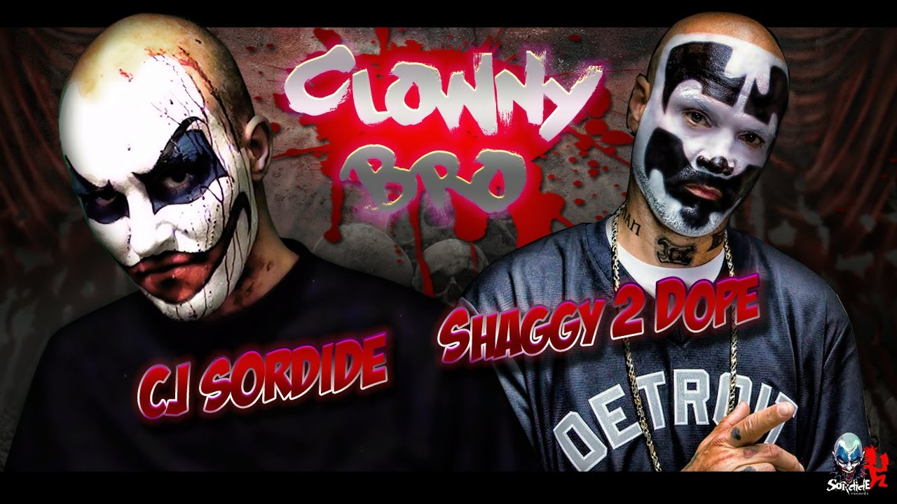 Clowny Bro avec SHAGGY 2 DOPE ( Insane Clown Posse)