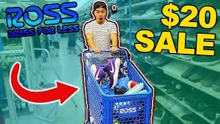 $20 SNEAKER SALE AT ROSS! *SO MANY DEALS*