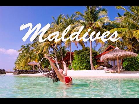 Maldives Holiday Vacation Trip Honeymoon 2016 - GoPro Hero 5 - Kurumba