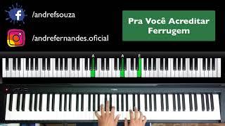 Baixar Ferrugem - Pra Você Acreditar (DVD) - Piano Cover
