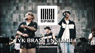Gambar cover YK BRASS ENSEMBLE  x DPMB KATERACHY - Ga Brenti