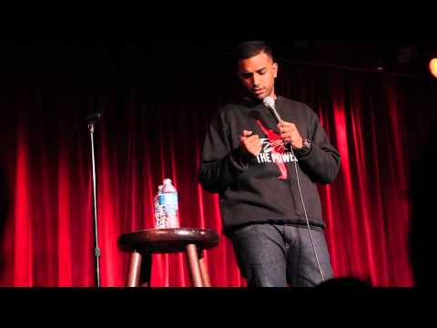 Aamer Rahman on ISIS (The Bell House 3/22/15)