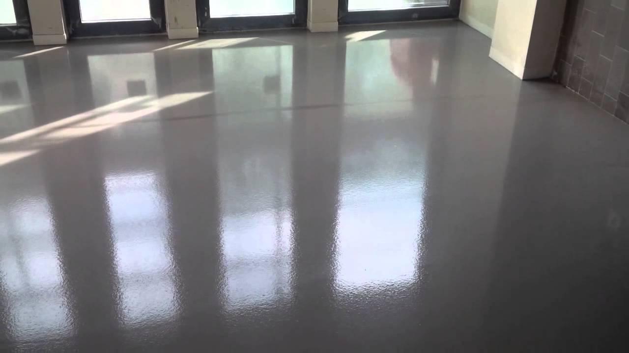 Weber Floor Design Con Up Sirius Plus Mono Youtube