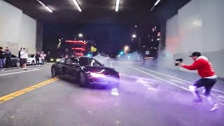 CRAZY SUPERCARS GONE WILD COMPILATION! *SOMEWHERE IN MEXICO*