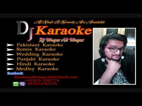 Akele na jana   Pakistani Karaoke   Ahmed Rushdi