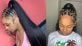 💕✨RUBBERBAND HAIRSTYLES  COMPILATION 2019✨💕