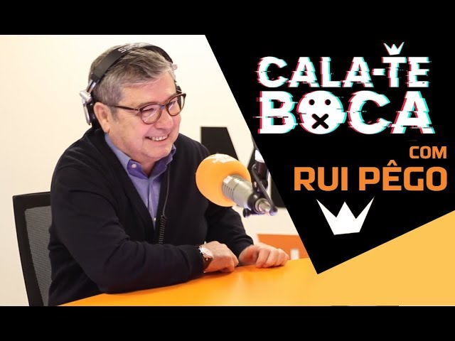 Mega Hits - Snooze | Cala-te Boca com Rui Pêgo