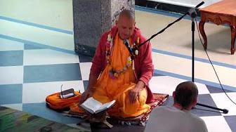 Бхагавад Гита 7.9 - Дхирашанта дас Госвами