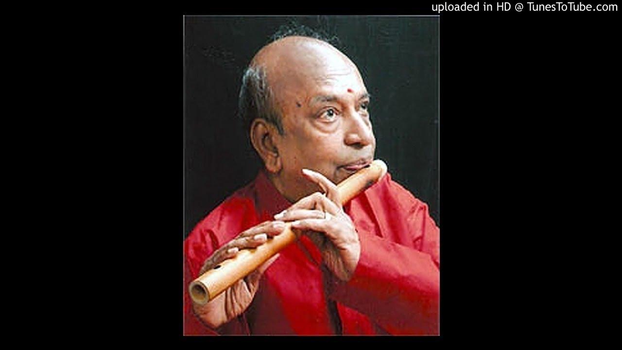 Dr.N Ramani (Carnatic) - Flute-kAdambari_priyAyai_kadamba-mOhanam