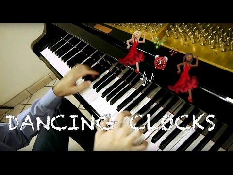 Dancing Clocks -  Piano Solo - Original Song - Fabrizio Spaggiari aka Jazzy Fabbry