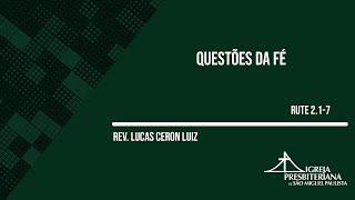 SÉRIE DE EXPOSIÇÃO EM RUTE | 25/04/2021
