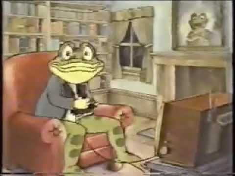 Frogger Home Console Commercial