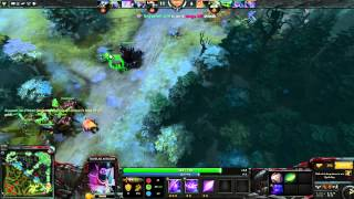 Dota 2 WTF!? Sound and graphical glitches